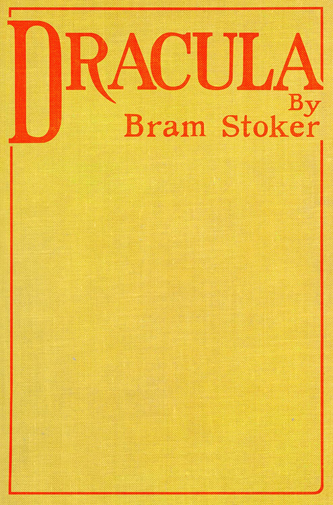 The Project Gutenberg eBook of Dracula, by Bram Stoker