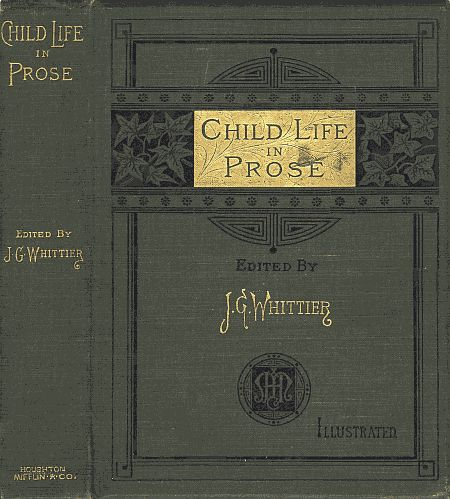 The project gutenberg ebook of child life in prose edited by john cover fandeluxe Choice Image