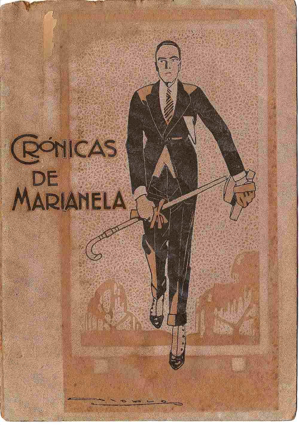The Project Gutenberg Ebook Of Crónicas De Marianela Pedro