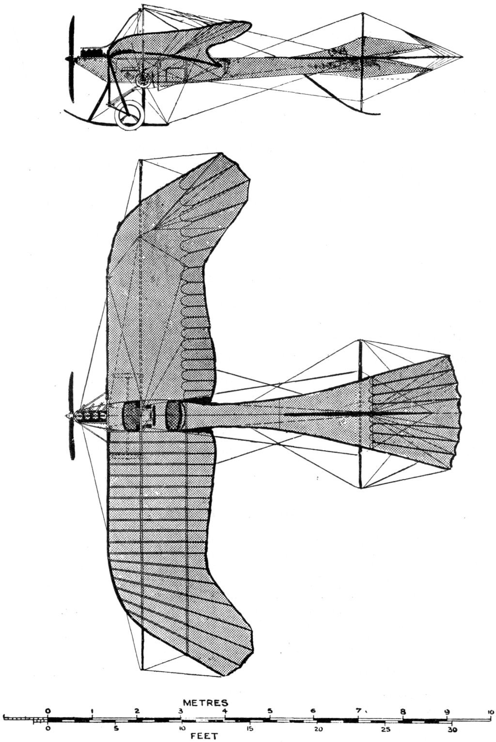 The Project Gutenberg Ebook Of Janes All Worlds Aircraft 1913 Pin Marlin Model 336 Parts Diagram On Pinterest Etrich Viii Uniform Aeroplane Scale