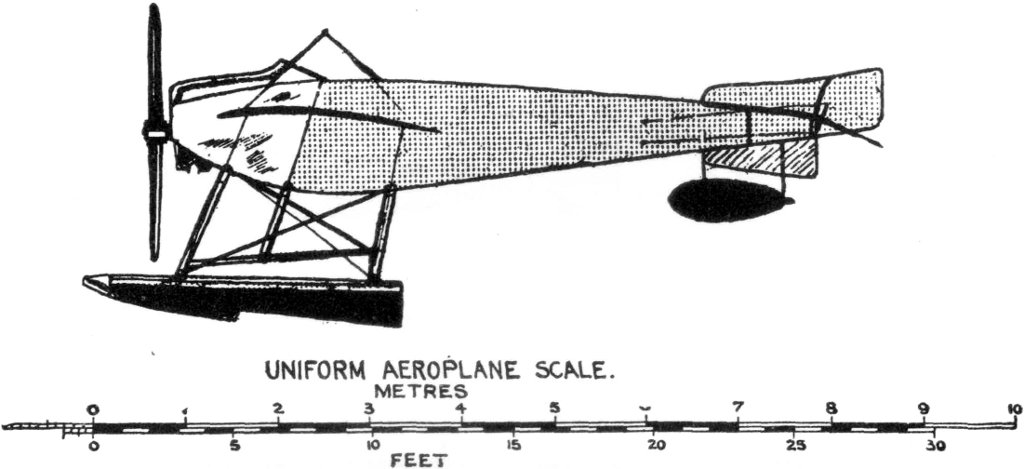 The project gutenberg ebook of janes all the worlds aircraft 1913 by favour of flight uniform aeroplane scale fandeluxe Choice Image