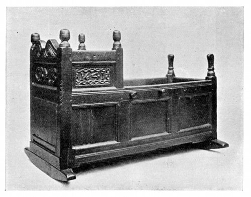 CRADLE, TIME OF CHARLES I.