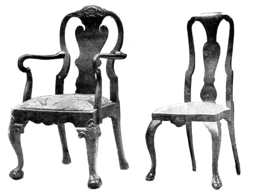 The Project Gutenberg EBook Of Chats On Old Furniture, By Arthur Hayden.