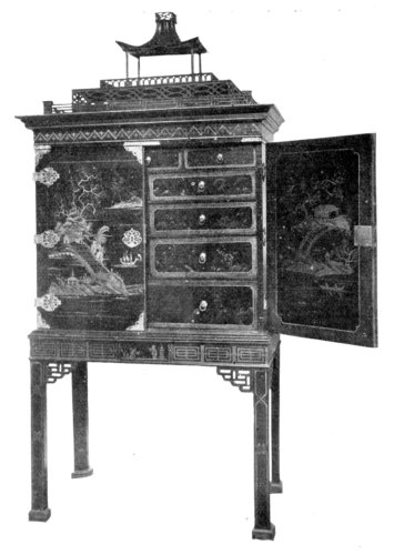 OLD LAC CABINET.