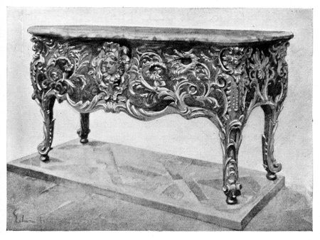 COMMODE, BY CRESSENT.