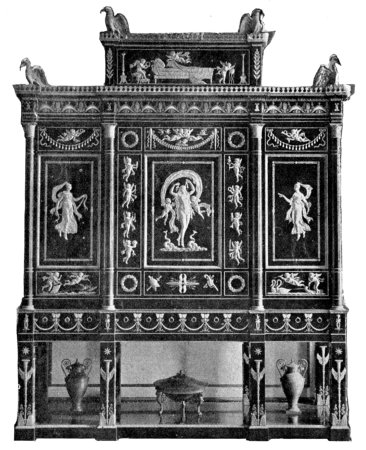 JEWEL CABINET OF THE EMPRESS MARIE LOUISE.