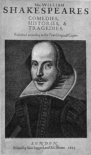 The project gutenberg ebook of comfort found in good old books by title page of the celebrated first folio edition of shakespeare the plays collected and edited in fandeluxe Images
