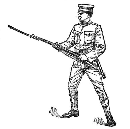 The Project Gutenberg E Book Of Manual For Noncommissioned Officers