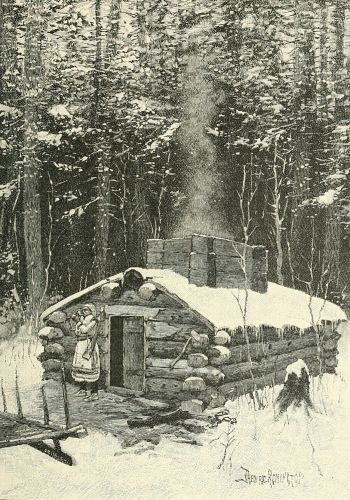 The Project Gutenberg eBook of On Canada's Frontier, by