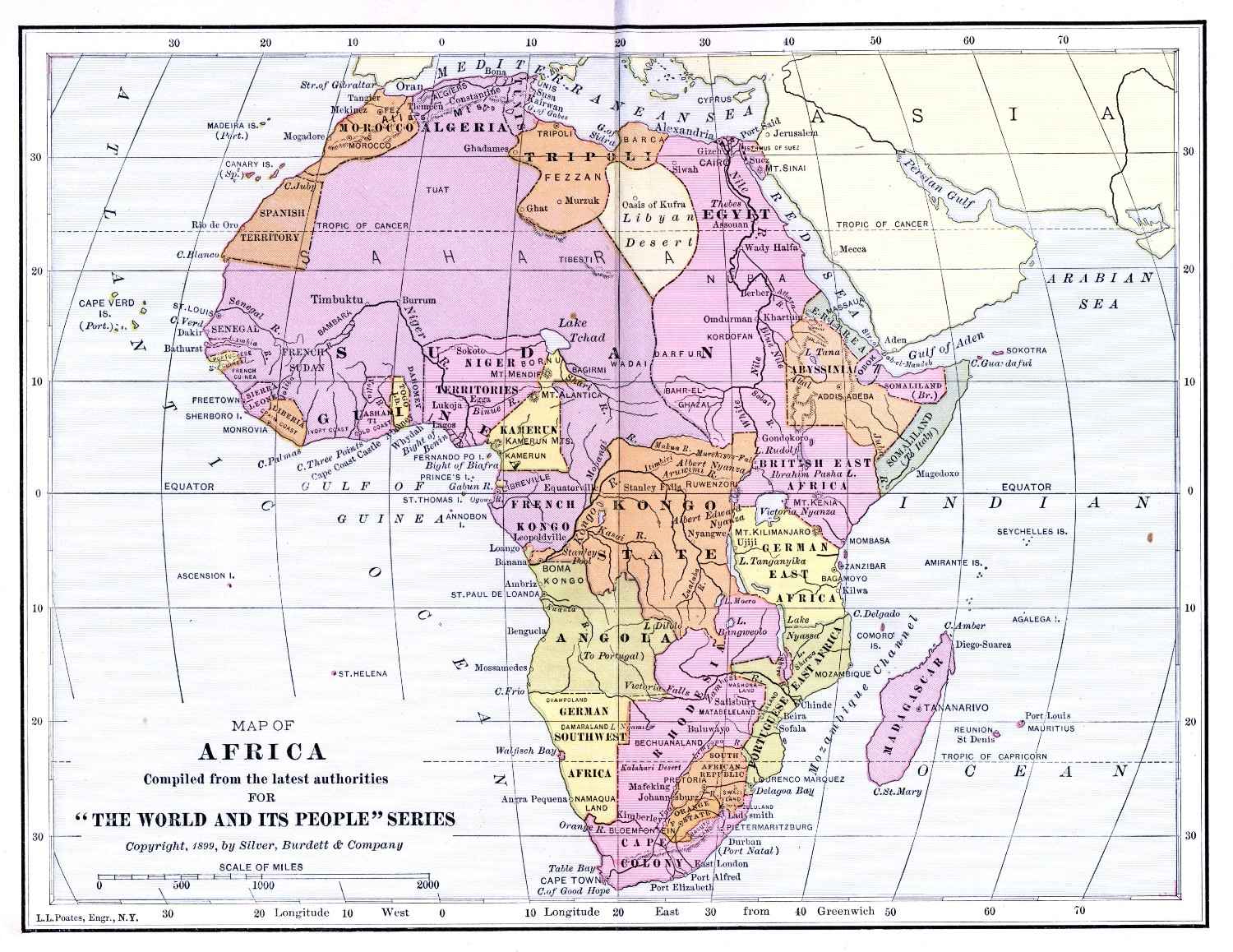 The Project Gutenberg Ebook Of Views In Africa By Anna B Badlam