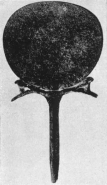 """""""Del simbolismo del espejo en el Egipto Antiguo"""" Bronzemr"""