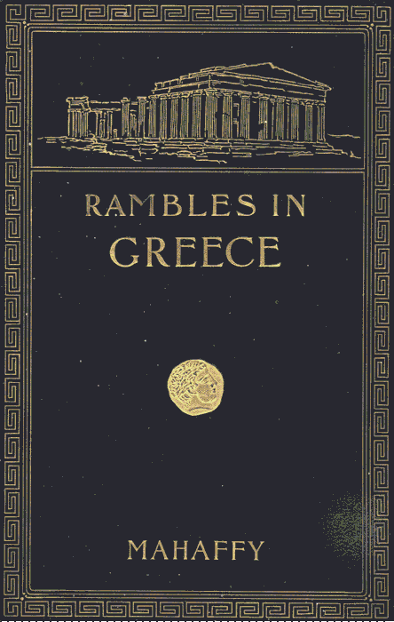Array - the project gutenberg ebook of rambles and studies in greece      rh   gutenberg org