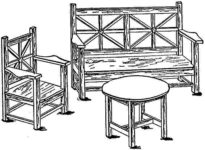 the project gutenberg ebook of ethel morton at sweetbrier lodge by Rug Doctor Commercial benches and chairs and small tables for lemonade and cocoa