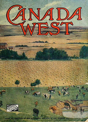 The project gutenberg ebook of canada west 1914 by canada dept of canada west fandeluxe Images