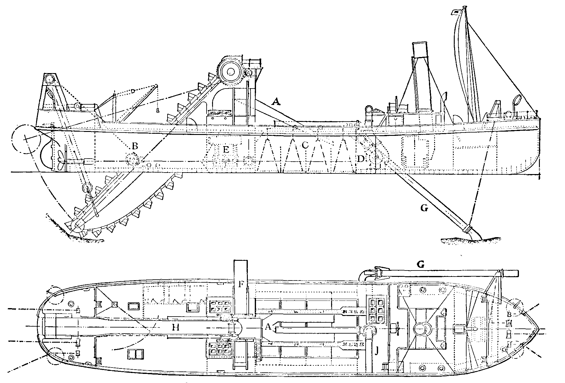 The New Gresham Encyclopedia Volume Iv Part 1 Spartan 300 Sewer Machine Wire Diagram