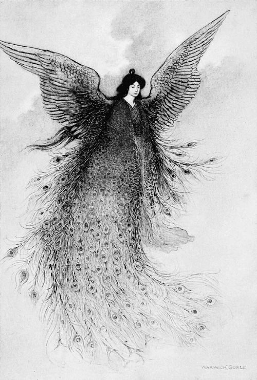 The project gutenberg ebook of japanese fairy tales by grace james the moon maiden fandeluxe Images