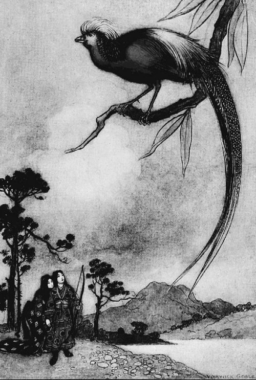 The project gutenberg ebook of japanese fairy tales by grace james fandeluxe Images