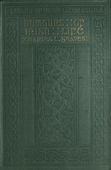 The Project Gutenberg Ebook Of Humours Of Irish Life By Various Authors