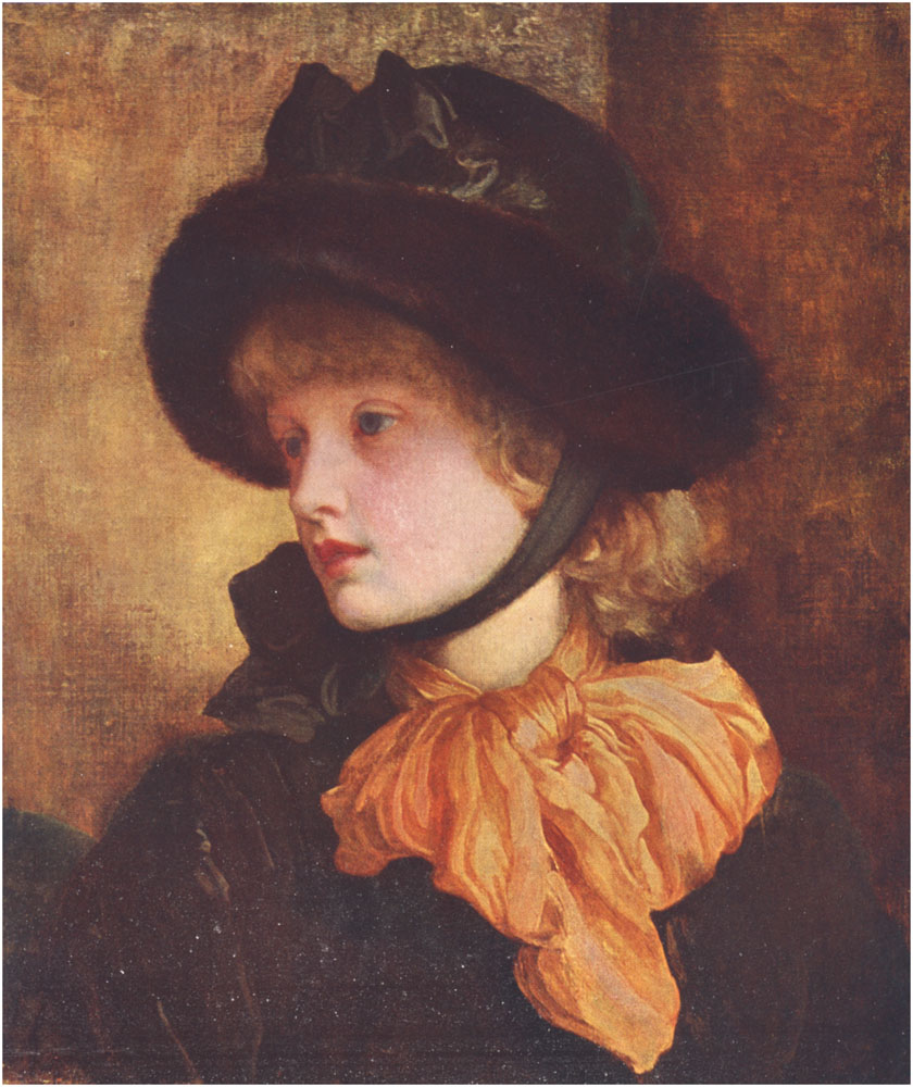friendship and loss in the victorian portrait quot may sartoris quot by frederic leighton