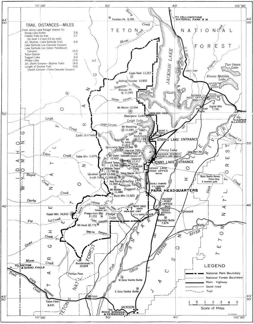 The Project Gutenberg eBook of Grand Teton National Park (1937 ... on rocky mountain national park, california map, bryce canyon national park, wyoming map, teton range map, zion national park, national mall and memorial parks map, idaho map, teton crest trail map, mesa verde national park, badlands national park, arches national park, devils tower map, yellowstone map, united states map, yosemite national park, kings canyon national park map, devils tower national monument, beartooth mountains map, denali national park and preserve map, bryce canyon map, olympic national park, yellowstone national park, wind river range map, glacier national park, amistad national recreation area map, teton range, rocky mountains, montana map, snake river, teton fault map, canyonlands national park, acadia national park, redwood national park map, great smoky mountains national park, jackson hole, sequoia national park, usa map, sequoia national park map,