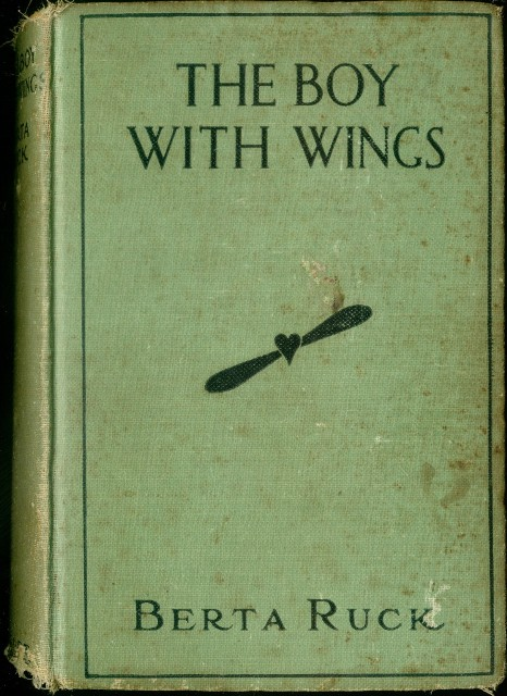 The project gutenberg ebook of the boy with wings by berta ruck fandeluxe Image collections