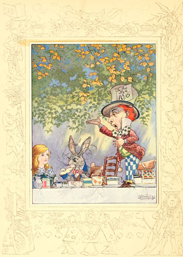 The Project Gutenberg eBook of Songs from Alice in Wonderland, by ...