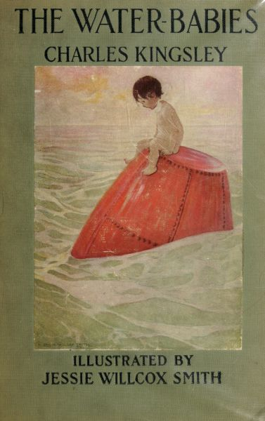The project gutenberg ebook of the water babies by charles kingsley cover fandeluxe Images
