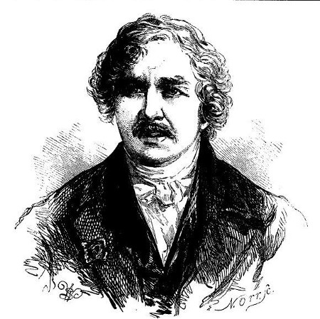 'M. DAGUERRE.' from the web at 'http://www.gutenberg.org/files/36405/36405-h/images/image14.jpg'