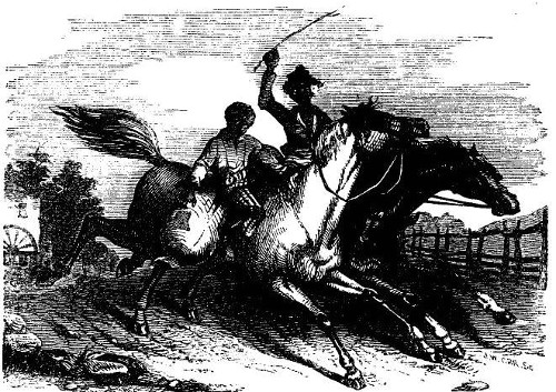 'VIRGINIA MILL-BOYS RACING.' from the web at 'http://www.gutenberg.org/files/36405/36405-h/images/image9.jpg'