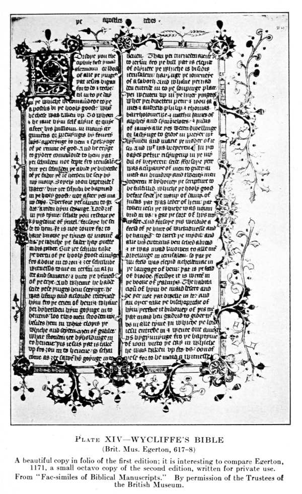 The Project Gutenberg EBook Of Influence Bible On