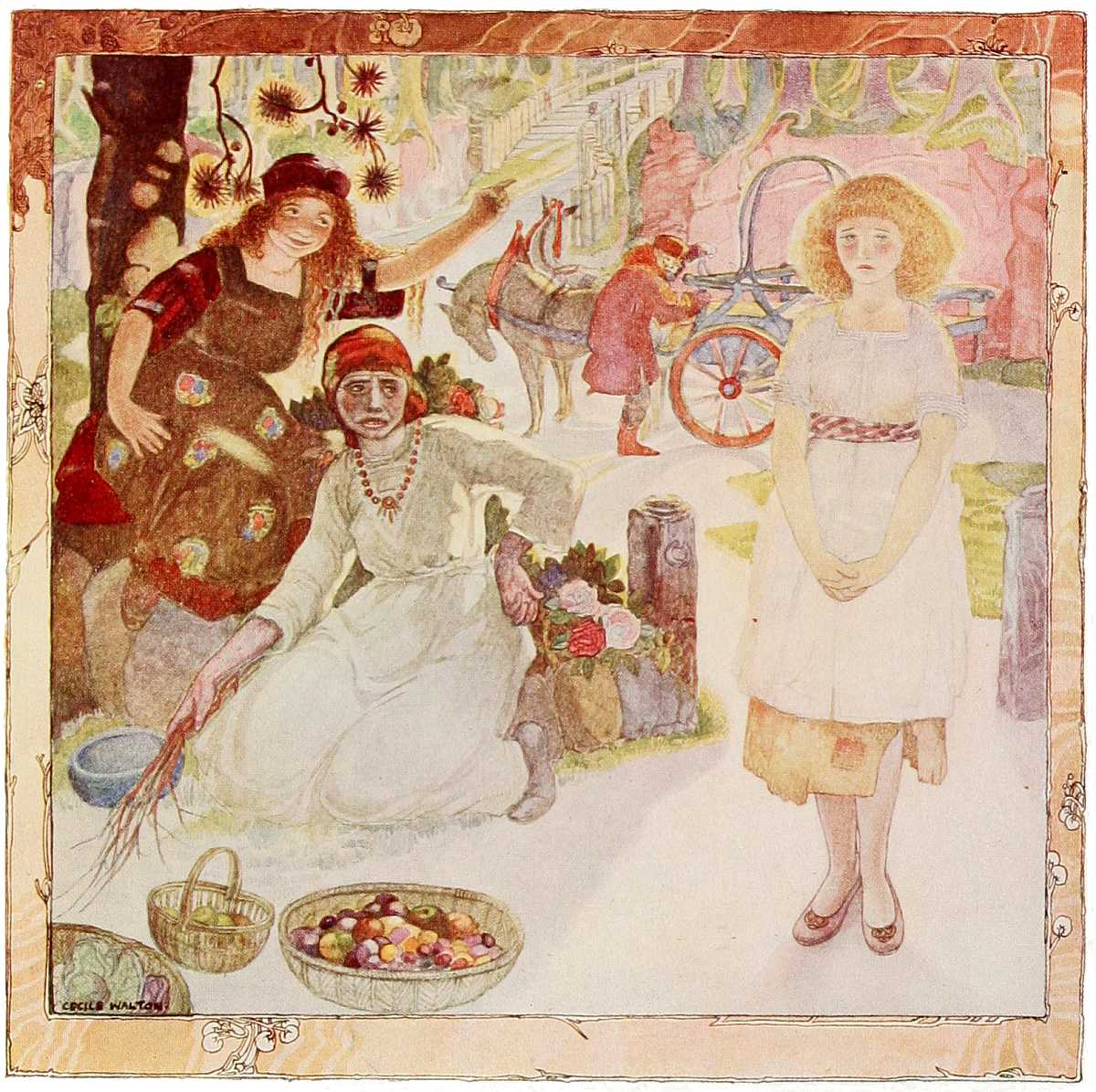 The Project Gutenberg eBook of Polish Fairy Tales, by Maude