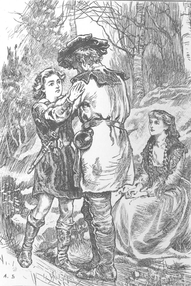 The Prince and the Page, by Charlotte M  Yonge
