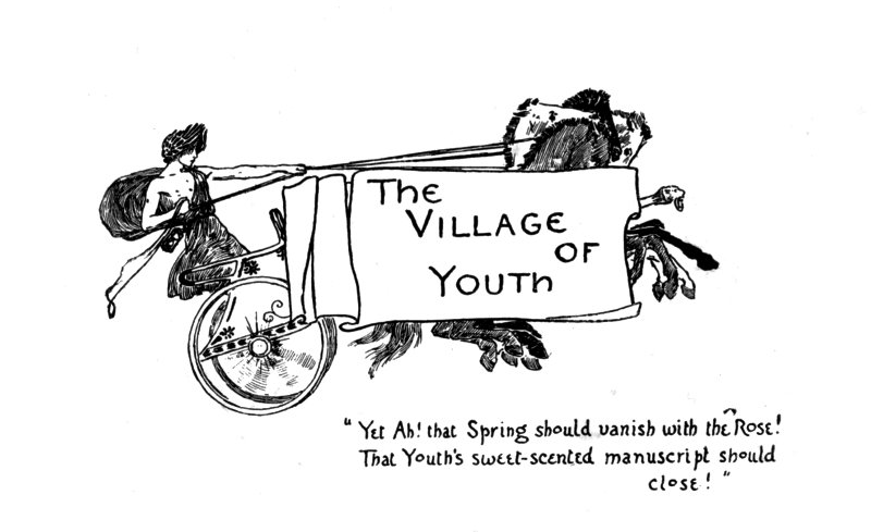 The Project Gutenberg Ebook Of The Village Of Youth By Bessie Hatton