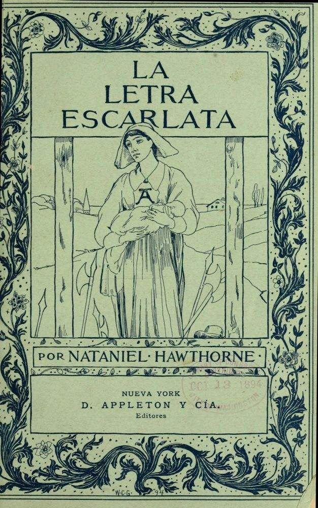 The Project Gutenberg eBook of La letra escarlata, por Nataniel ...