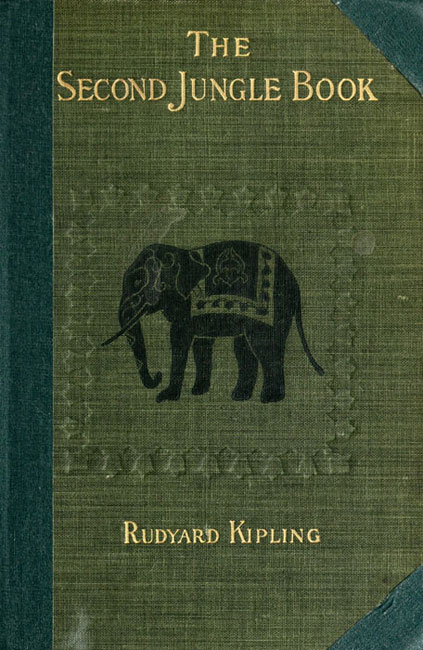 The Project Gutenberg Ebook Of Second Jungle Book  By