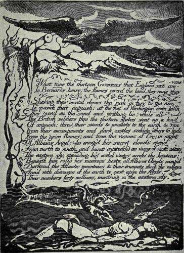 The Project Gutenberg Ebook Of William Blake A Study Of His Life  Larger Image Thesis For Essay also Ap English Essays  Essays And Term Papers