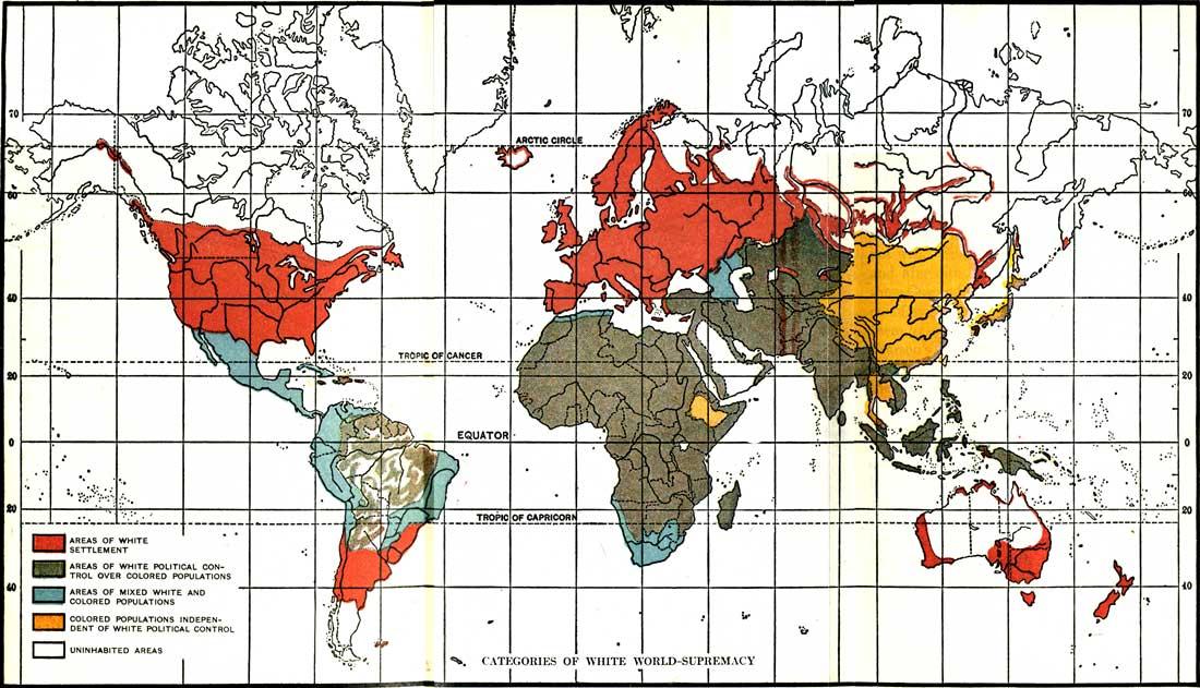 Race Maps Archive The Apricity Forum A European Cultural Community