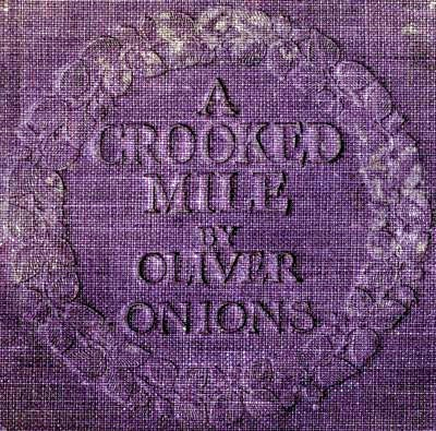 The project gutenberg ebook of a crooked mile by oliver onions cover fandeluxe Gallery