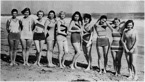 The Project Gutenberg Ebook Of Womens Bathing And Swimming Costume