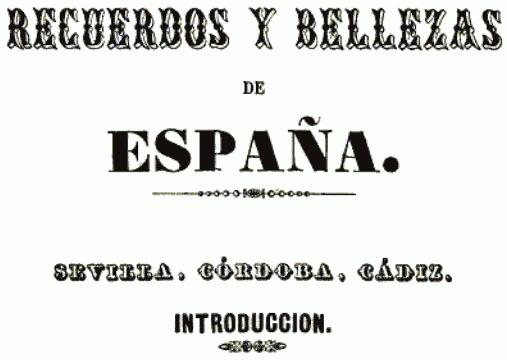 The Project Gutenberg eBook of Recuerdos y bellezas de España ...
