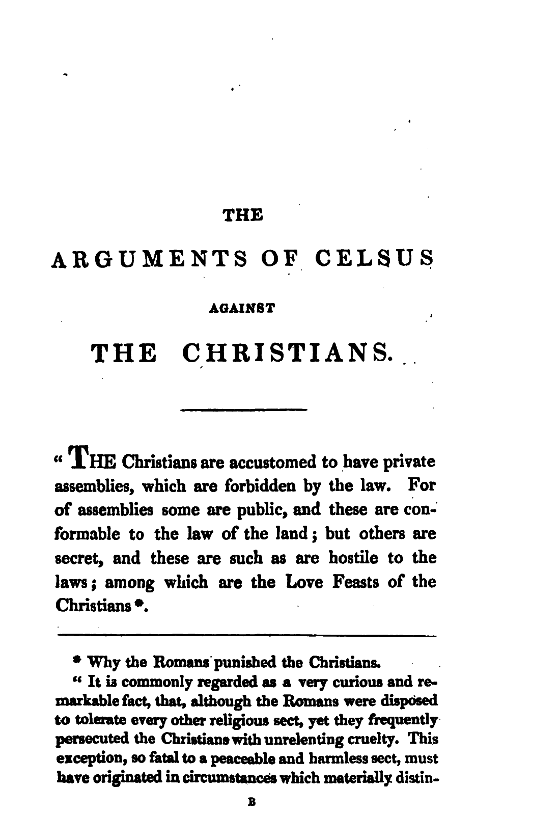 How to Argue Against Christianity forecast