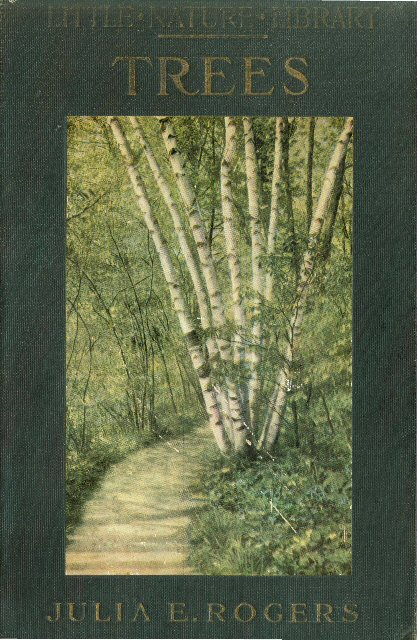 The Project Gutenberg eBook of Trees Worth Knowing, by Julia