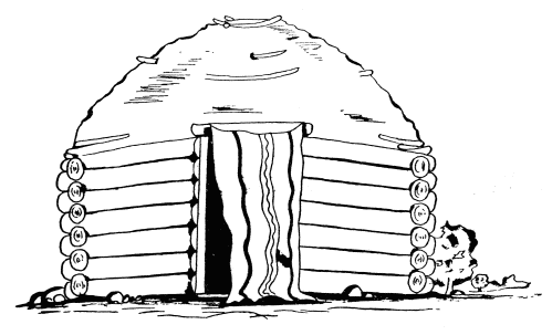Coloring Picture Of Navajo Hogan Coloring Pages