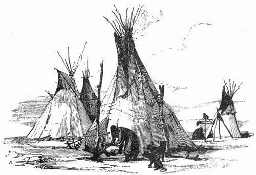 Fig. 2.—Tipis.