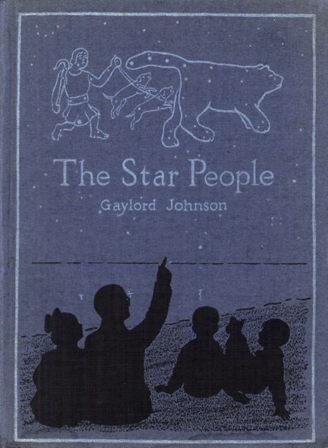 The Project Gutenberg eBook of The Star People by Gaylord Johnson