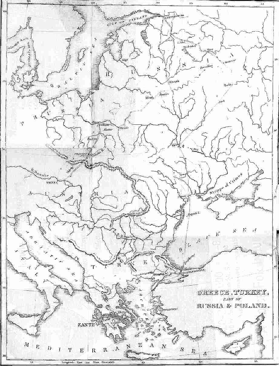 The Project Gutenberg EBook Of Incidents Travel In Greece Turkey