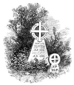 Grave-Stones in Streatham Churchyard