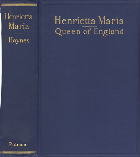 The project gutenberg ebook of henrietta maria by henrietta haynes cover henrietta maria queen of england fandeluxe Image collections