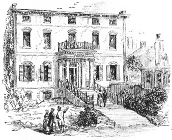 Sam Westing Mansion