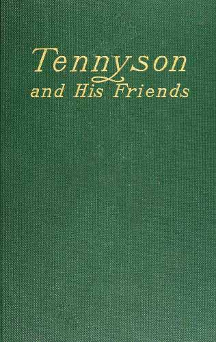 Tennyson And His Friends By Hallam Lord Tennyson Cool Latin Quotes About Friendship